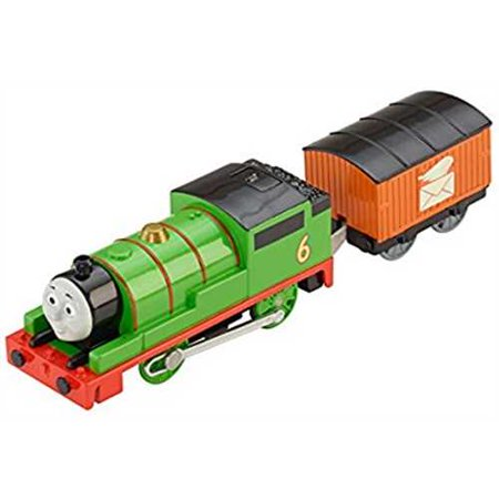 Fisher-Price Thomas The Train - TrackMaster Talking - Percy Train