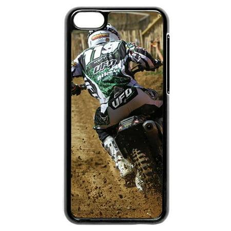 Dirt Rider Accessories - Dirt Bike Rider iPhone 5c Case