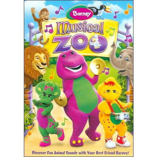 Barney: Musical Zoo (Full Frame)