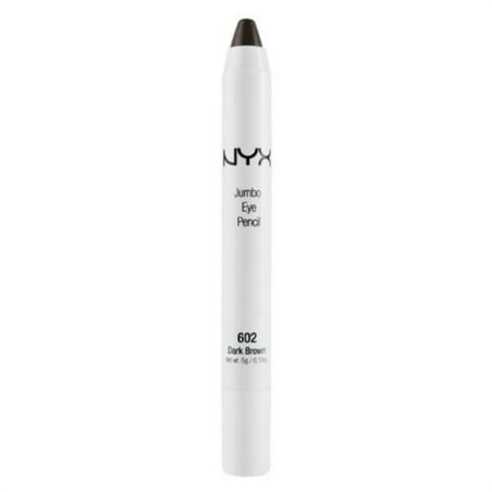 nyx cosmetics jumbo eye pencil dark brown