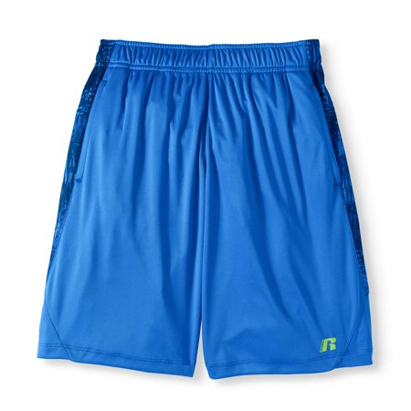 (Boys' Printed Side Pannel Performance Shorts)