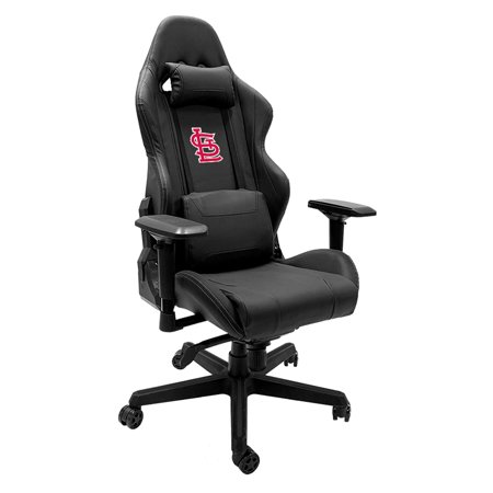 Xpression Gaming Chair with St. Louis Cardinals Secondary Logo