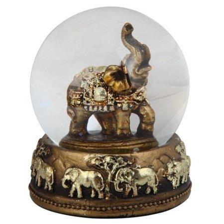 Major-Q Thai Elephant Snow Globe for $<!---->