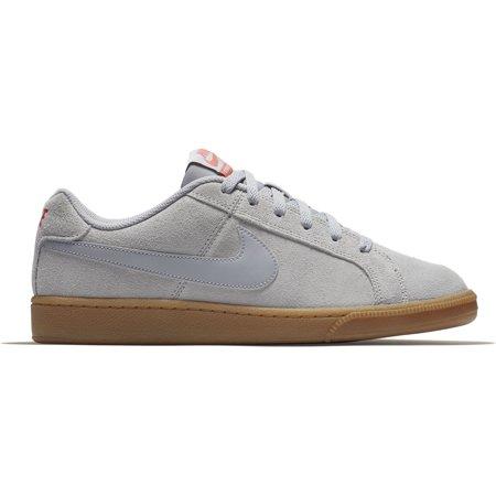 290f99aa411d Nike - Men s Nike Court Royale Suede Shoes Wolf Grey 12 - Walmart.com