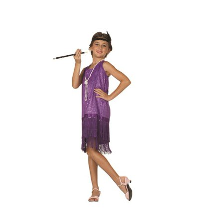 Sequin Flapper Child Costume](Violet Costume)