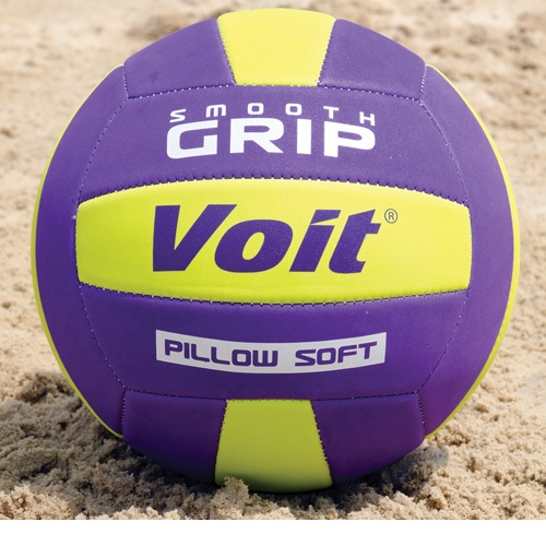 Smooth Grip Volleyball by Voit