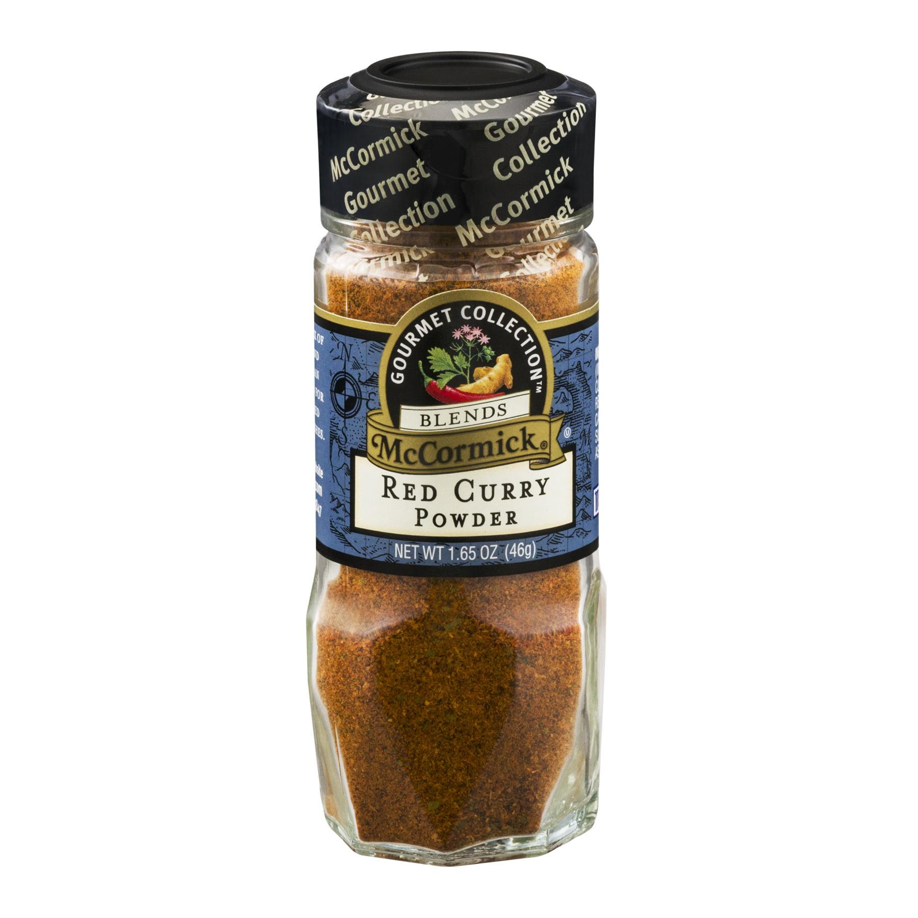 McCormick Gourmet™ Red Curry Powder 1.65 oz. Shaker - Walmart.com