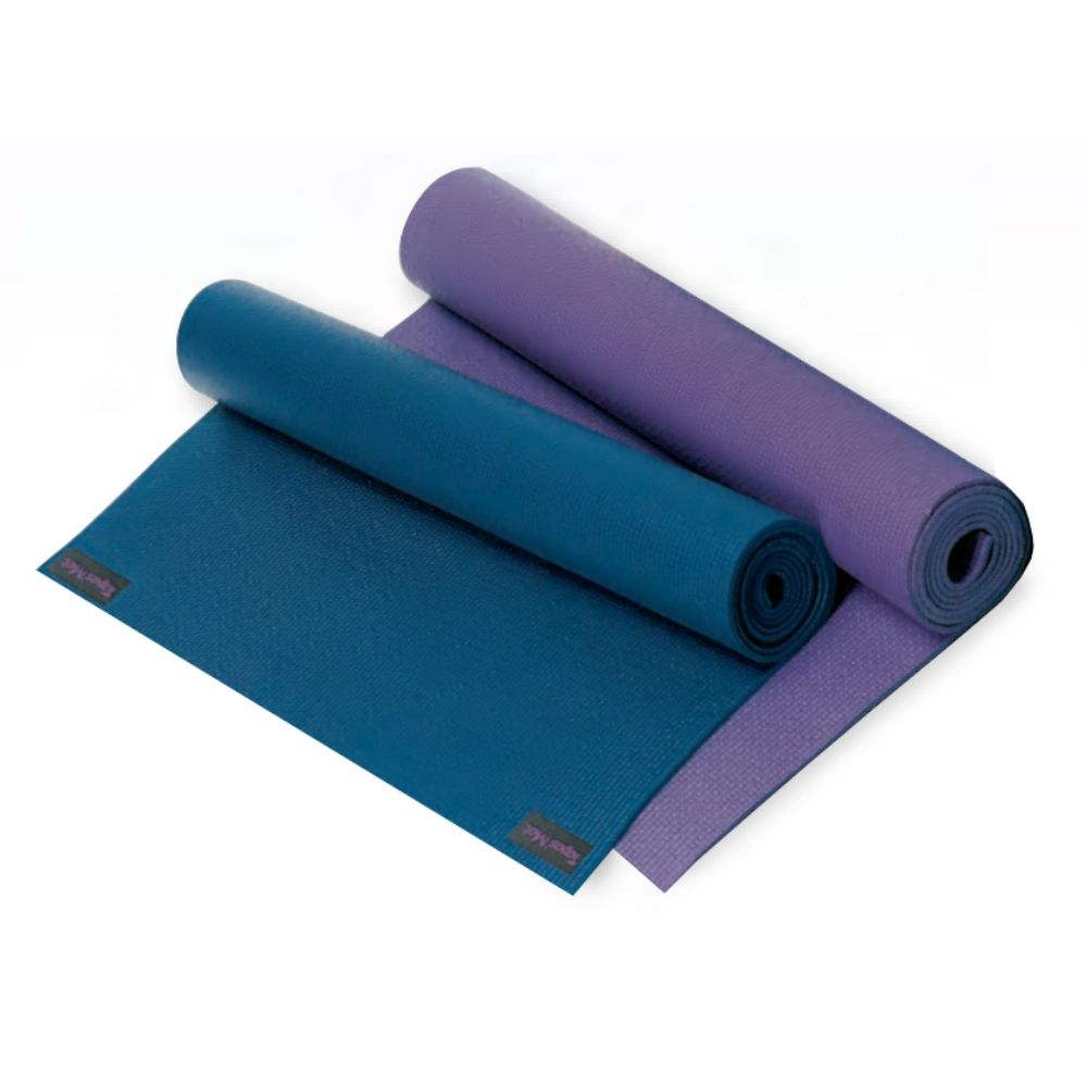 Power Systems Premium Yoga Sticky Mat 68 in. L x 24 in. W x 1/8 in. thick - Black, 83331
