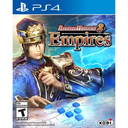Sony Playstation 4 Dynasty Warriors 8 Empires Video Game