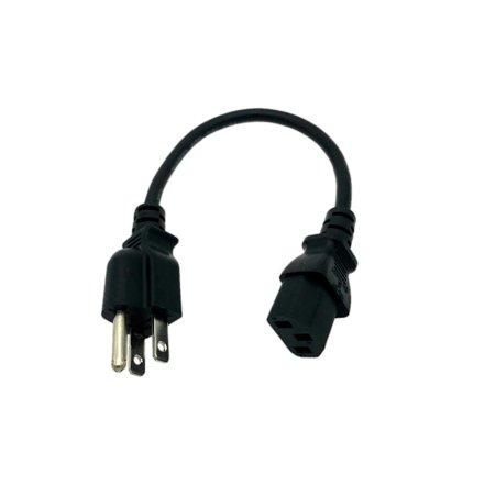 Mettler Toledo Cable - Kentek 1 Feet Ft AC Power Cable Cord For METTLER TOLEDO AE100 AE160 AE163 AE240