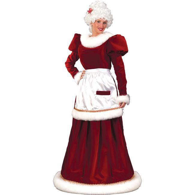 Costumes For All Occasions FW7573 Santa Ms Velvet Plus