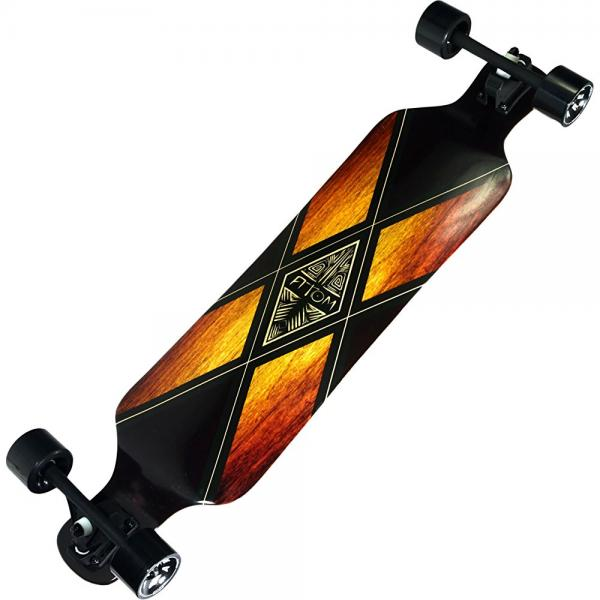 Click here to buy Atom Drop Deck Longboard 39 Inch (Woody X) by Atom.