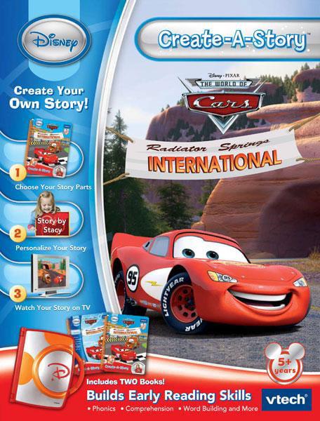 VTech Create-A-Story Cars by VTech