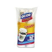 Dixie Ultra 5310CMB600CT Combo Bag, Paper Hot Cups, 10 oz.