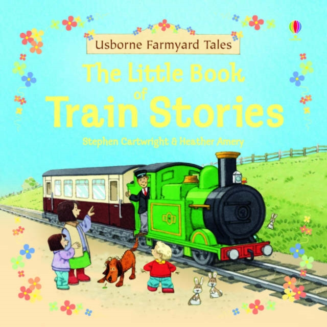 FYT LITTLE BOOK OF TRAIN STORIES
