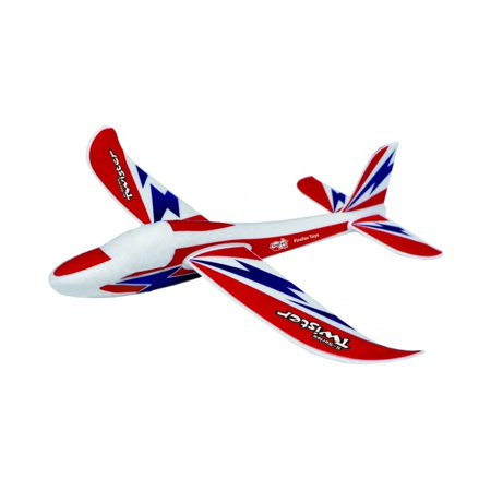Wingspan - FireFox Toys S-Series Twister Glider, Small With 12