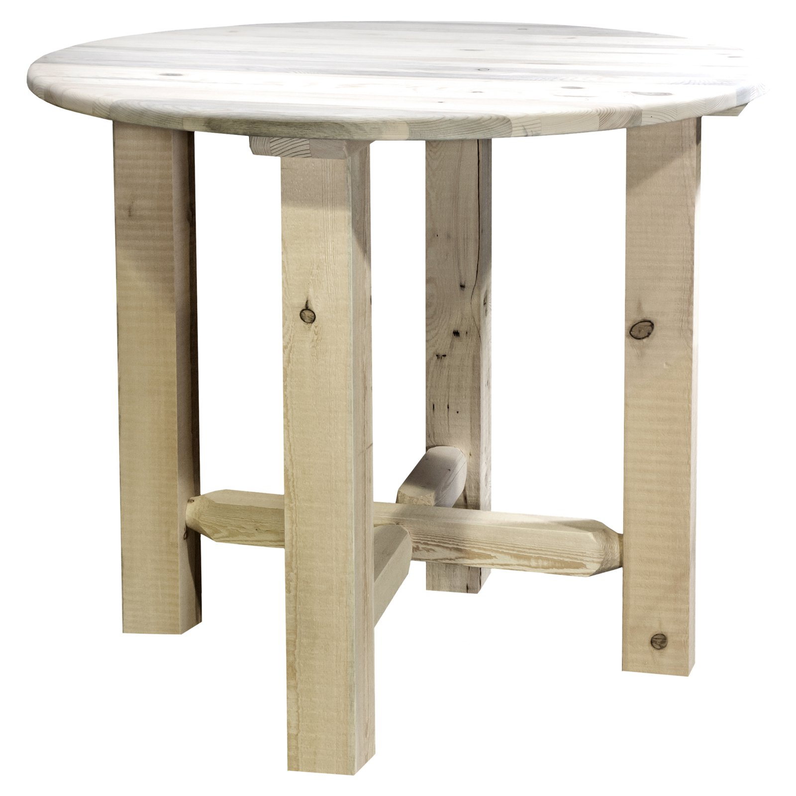 Montana Woodworks Homestead Counter Height Bistro Table