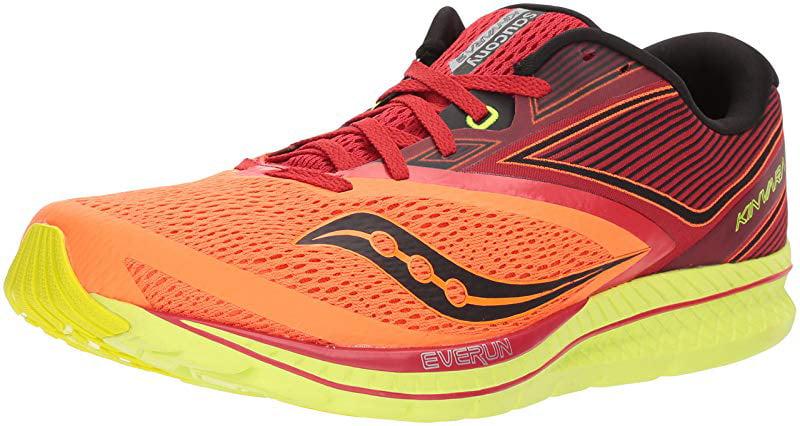 Running Shoe, Orange/Red/Black