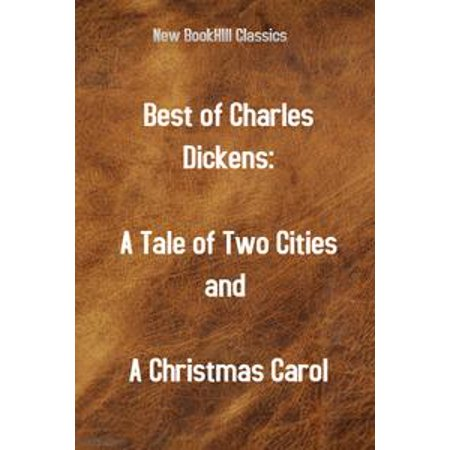 City Of Lake Charles Halloween (BEST OF CHARLES DICKENS – A Tale of Two Cities and A Christmas Carol -)