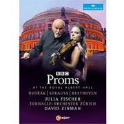 Julia Fischer at the BBC Proms by