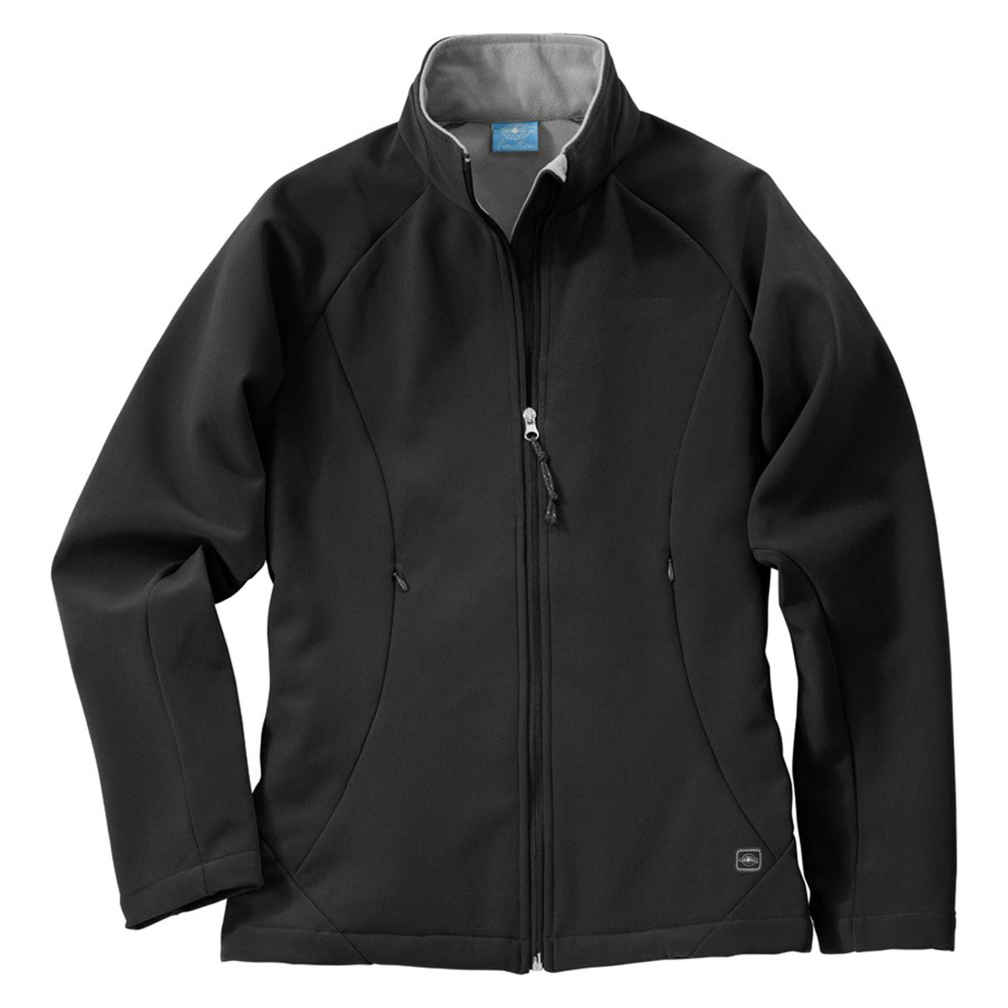 Charles River Apparel Women's Stylish Zipper Soft Shell Jacket