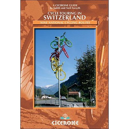 Cycle Touring in Switzerland - Swiss Eagle