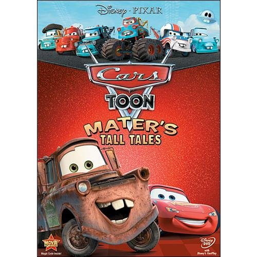 Cars Toon: Mater's Tall Tales (Widescreen)