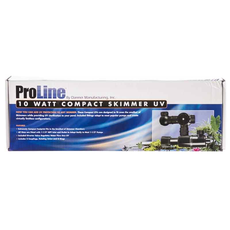 Eugene G Danner Pondmaster Compact Skimmer UV Clarifier &...