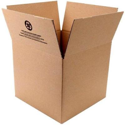 "Duck Tape Kraft Box, 16"" x 16"" x 15"", 2 Pack"