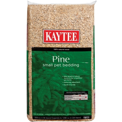 CENTRAL - KAYTEE PRODUCTS, INC PINE COMPOSITION BEDDING LITTER 1200CU IN