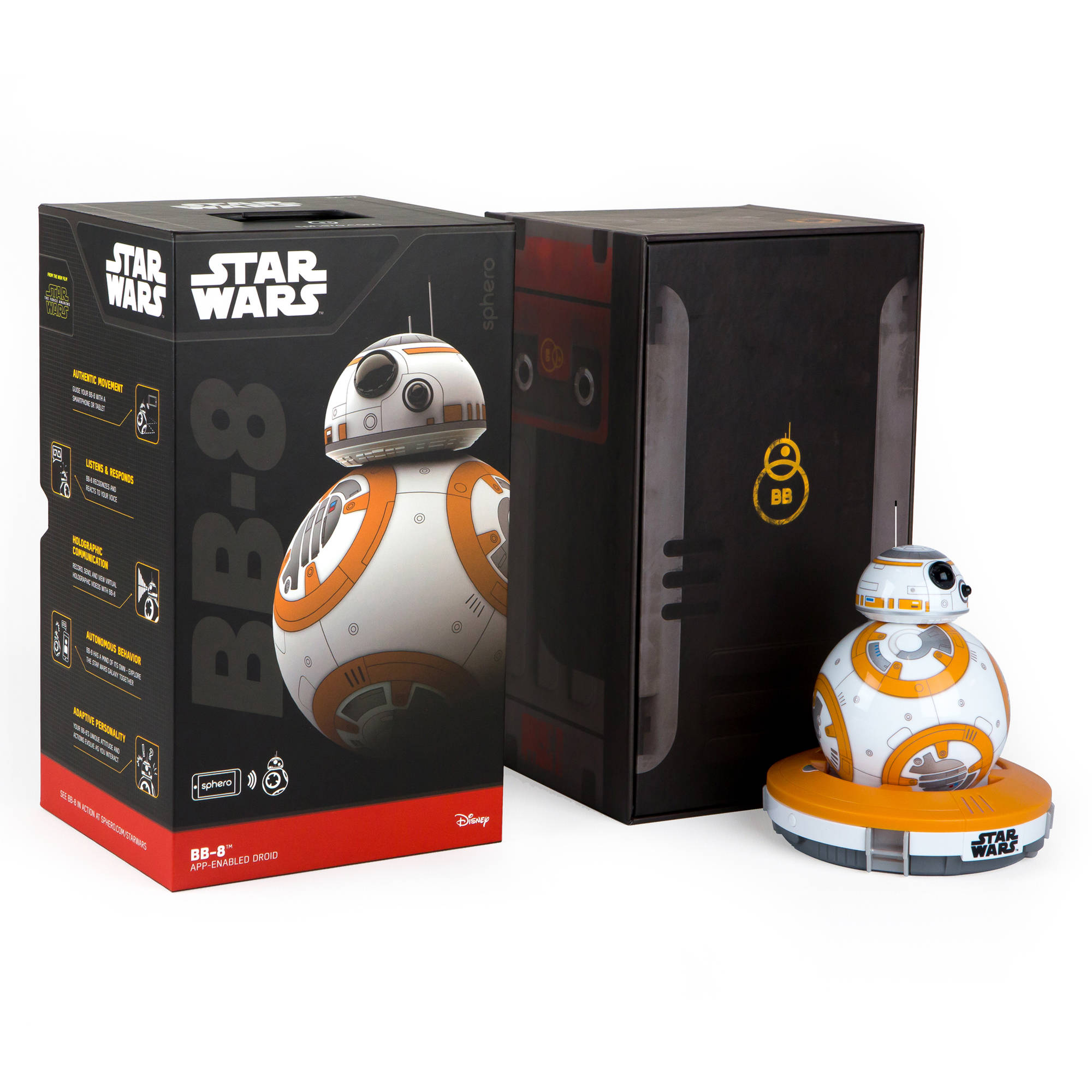 AFB01USA Brand new Disney Star Wars Force Band by Sphero For BB-8 Droid