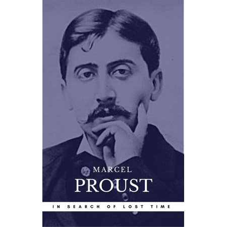 Volute Center (Proust, Marcel: In Search of Lost Time [volumes 1 to 7] (Book Center) (The Greatest Writers of All Time) - eBook )