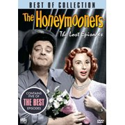 The Honeymooners Lost Episodes: Best of Collection by MPI HOME VIDEO