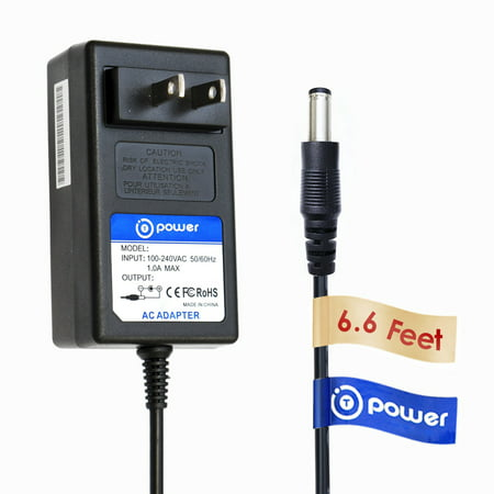 T-Power Ac Dc Adapter for ( 1st & 2nd Gen ) Wink Hub 1 & Wink Hub 2 Connected Home Hub Smart Home HUB Power Supply