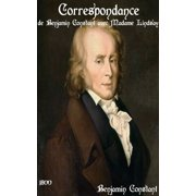 Correspondance de Benjamin Constant avec Madame Lindsay - eBook