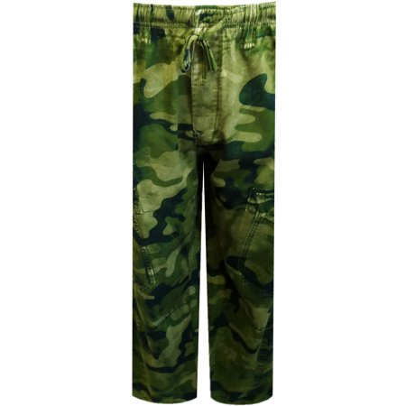 - Your Old Worn Out Favorite Green Camo Lounge Pants