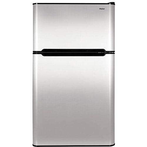 Haier 2-Door 3.3 cu ft Refrigerator/Freezer