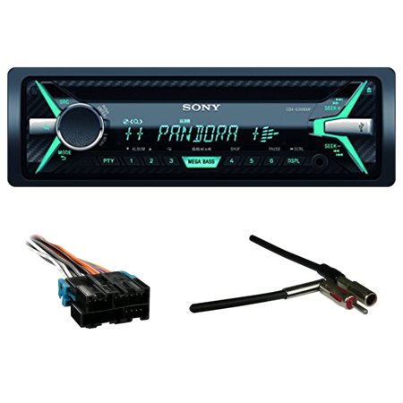 sony cdxg3100up single din car stereo receiver black. Black Bedroom Furniture Sets. Home Design Ideas
