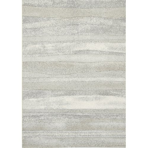 Kalora Intrigue Cream Stripe Area Rug