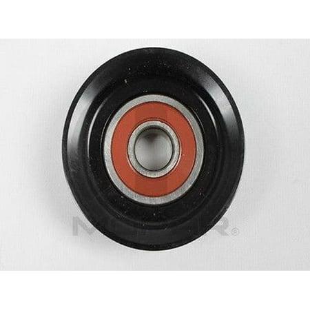 Drive Belt Idler Pulley (Drive Belt Idler Pulley MOPAR 53013927AA fits 10-11 Dodge Nitro 4.0L-V6 )
