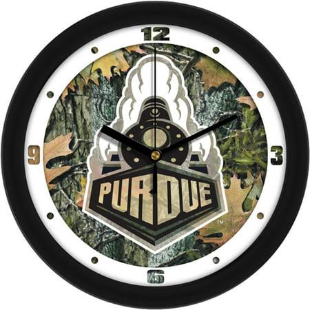 Purdue Boilermakers Wall Clock (Purdue Boilermakers NCAA Wall Clock)