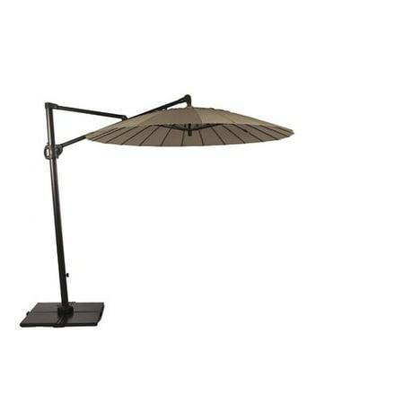 Amauri Outdoor Living, Inc Malibu Bliss 9' Cantilever Umbrella
