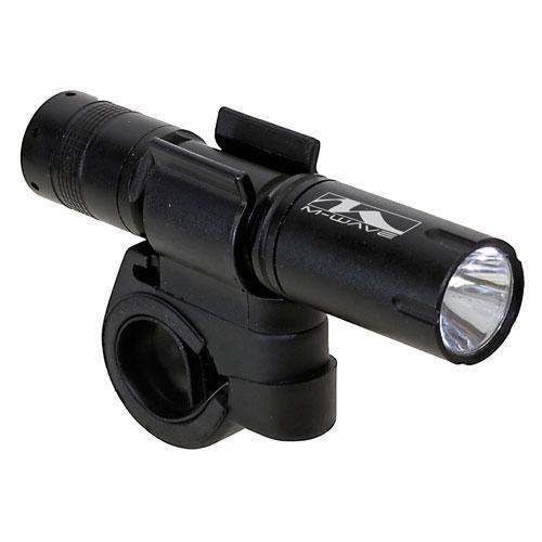M-Wave Alloy Mini Bike Torch Headlight Color: Black