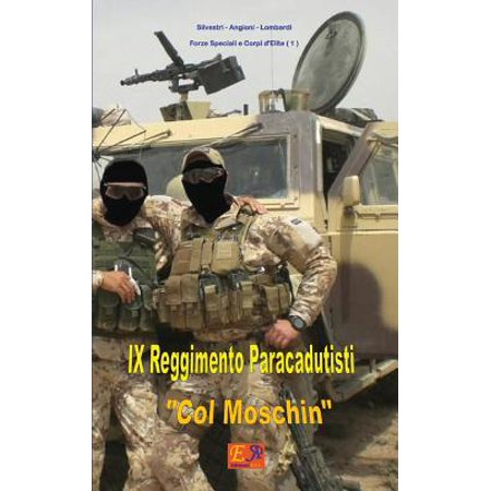 IX Reggimento Paracadutisti Col Moschin (9 Reggimento D Assalto Paracadutisti Col Moschin Knife)