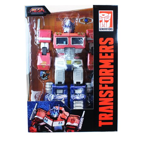 Transformers Mas 01 Optimus Prime Mega 18   Action Figure