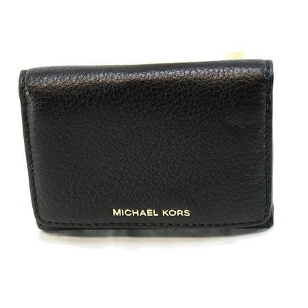 0b7a4ae5f62f Michael Kors - Michael Kors NEW Black Pebble Leather Liane Small ...