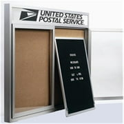 Aarco Products RR3636F Indoor Removable Felt Letter Panel