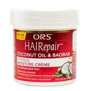 ORS HAIRepair Coconut Oil & Baobab Intense Moisture Creme 5 oz