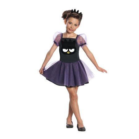 Hello Kitty Badtz Maru Dress Costume Child Large - Hello Kitty Dress Adults