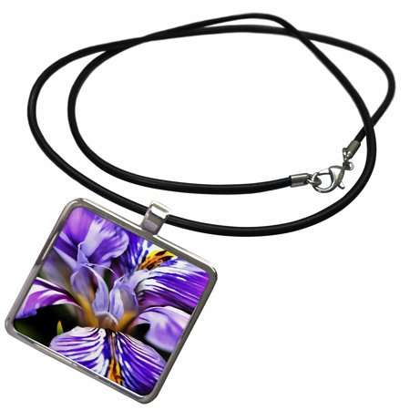 3dRose Iris - Necklace with Pendant (Isis Jewelry)